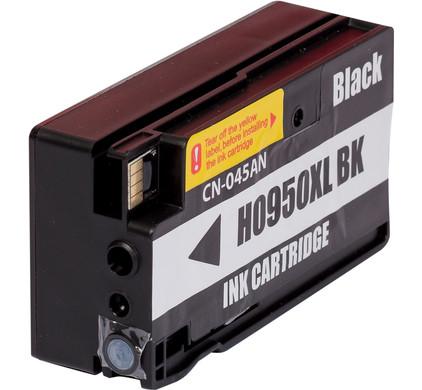 Huismerk HP 950 Cartridge Zwart XL (Pixeljet - CN045AE)