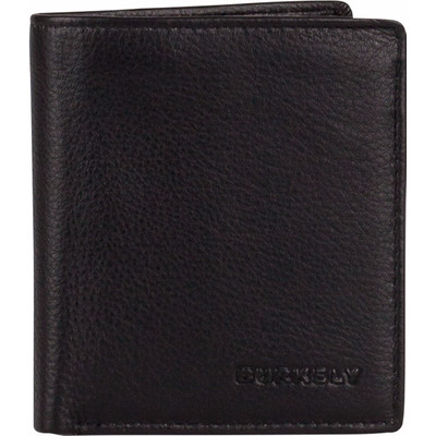 Image of Burkely Classic Collin Low Flap CC Coin Black