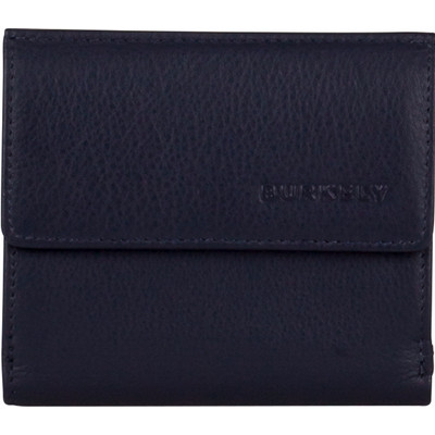 Image of Burkely Classic Collin Wallet Front-Back Blue