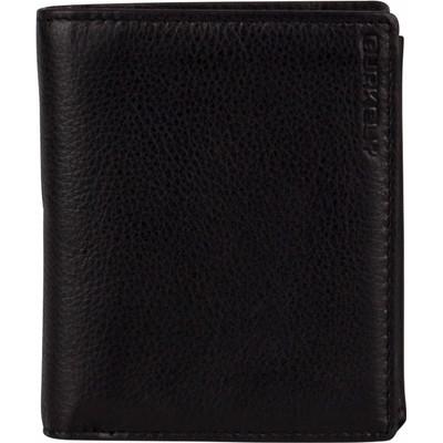 Image of Burkely Classic Collin Wallet Zip Around Black