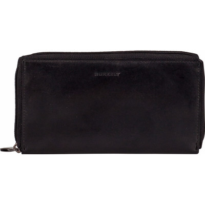 Image of Burkely Daily Dylan Wallet Zip Around Black