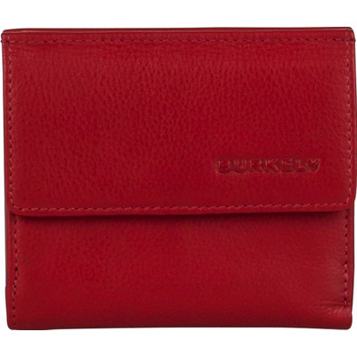 Image of Burkely Classic Collin Wallet Front-Back Red