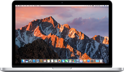 Apple MacBook Pro Retina 13,3'' 512 GB -Azerty