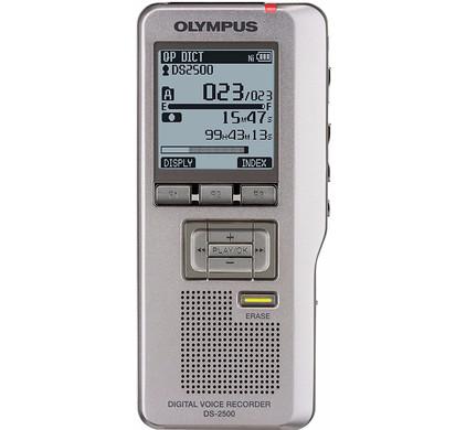 Olympus Dictatie en Transcriptie Kit Pro Zilver