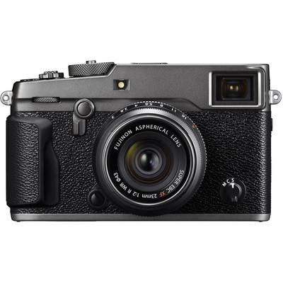 Image of Fuji X-Pro 2 Body + XF 23mm f/2.0 Graphite Silver Edition