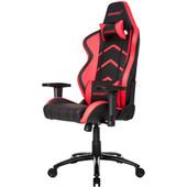 AK Racing Player Gaming Chair Zwart / Rood
