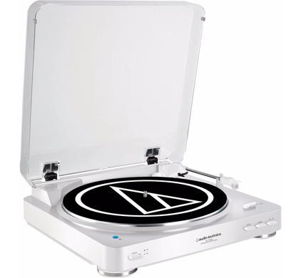 Audio-Technica AT-LP60WHBT Wit