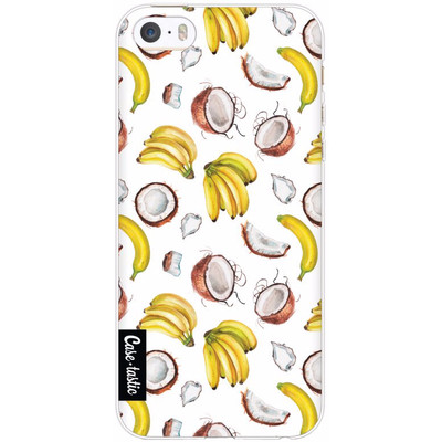 Image of Casetastic Softcover Apple iPhone 5/5S/SE Banana Coco Mania