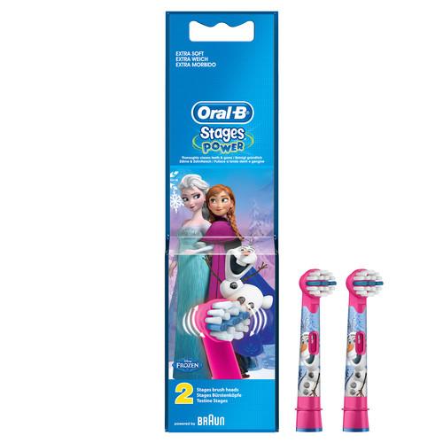 Oral-B Stages Power Kids Disney Frozen (2 stuks)