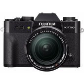 Fujifilm X-T20 Zwart + 18-55mm R LM OIS
