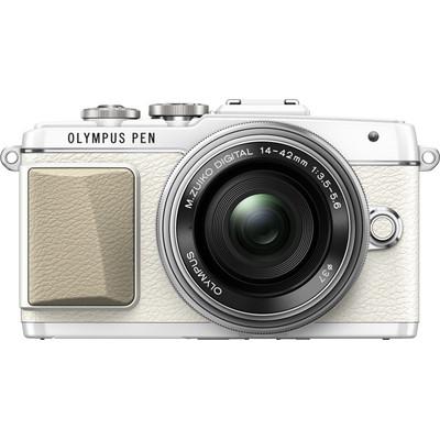 Image of Olympus PEN E-PL7 + 14-42mm EZ - wit