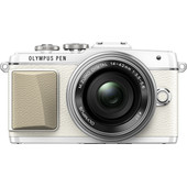 Olympus PEN E-PL7 Wit + 14-42mm Zilver