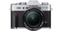 Fujifilm X-T20 Zilver + 18-55mm LM OIS