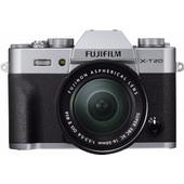 Fujifilm X-T20 Zilver +  XC 16-50mm f/3.5-5.6 OIS II