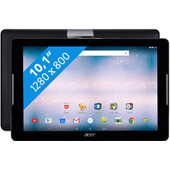 Acer Iconia One 10 B3-A30 16 GB Zwart