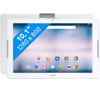 Acer Iconia One 10 B3-A30 16 GB Wit