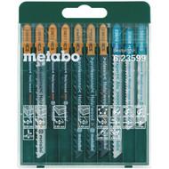 Metabo Decoupeerzaagbladenset-T (10x)