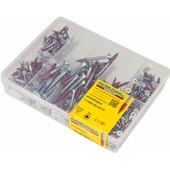 Rotadrill 330-delige Set VZ PK PZ