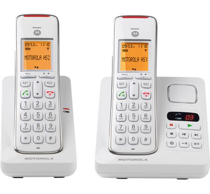 Motorola CD212 Wit