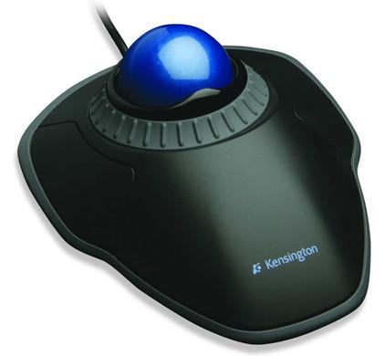 Kensington Orbit Trackball met Scrollring