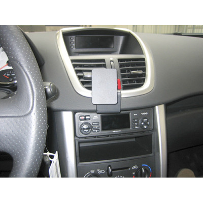 Image of Brodit ProClip Peugeot 207 06-11 Center