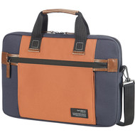Samsonite Sideways Laptoptas 15,6'' Blauw/Oranje