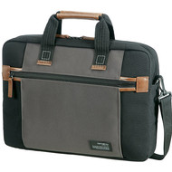 Samsonite Sideways Laptoptas 15,6'' Zwart/Grijs