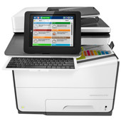 HP PageWide Enterprise Color MFP 586z