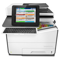 HP PageWide Enterprise Color MFP 586z
