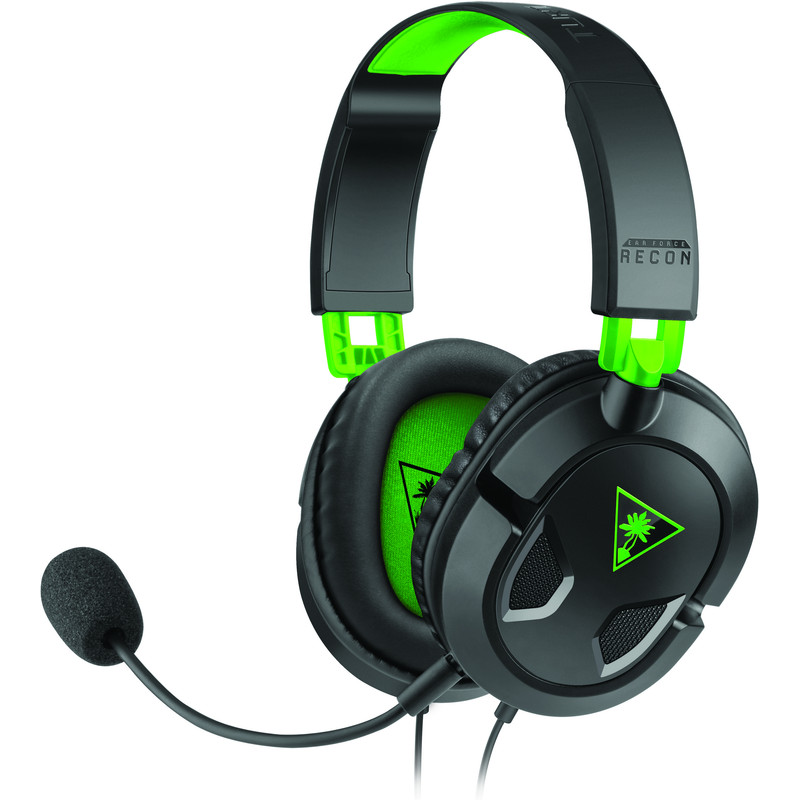 Bigben Interactive Turtle Beach, Ear Force RECON 50X (PC-PS4-Xbox One-MAC-Mobile) (TBS-2303-REC50X)