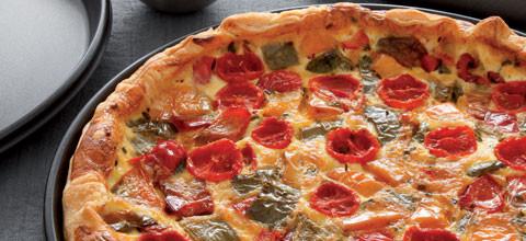 Microgolfoven pizzastand