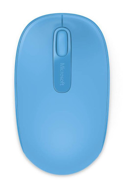 Microsoft Wireless Mobile Mouse 1850 Cyaan