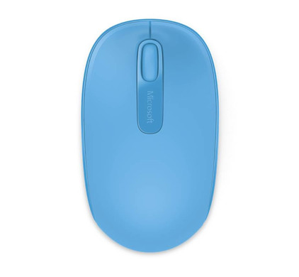 Microsoft Wireless Mobile Mouse 1850 Cyaan