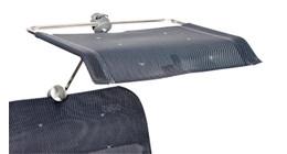 Zonneschermen voor campingstoelen