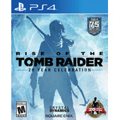 Rise of the Tomb Raider 20 Year Edition PS4