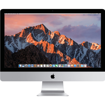 Image of Apple iMac 27'' MK482N/A 3.3GHz 8GB - 3TB