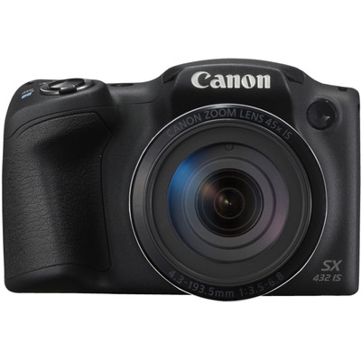 Image of Canon PowerShot SX432