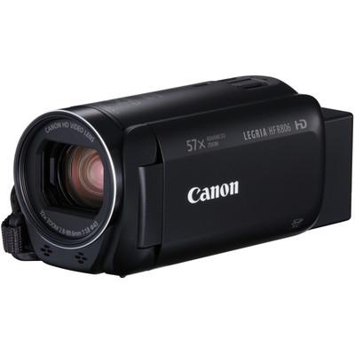 Image of Canon Legria HF R806 BK