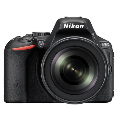 Image of Nikon D5500 + 18-105mm VR
