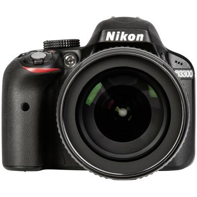 NIKON D 3300 + 18-105 VR