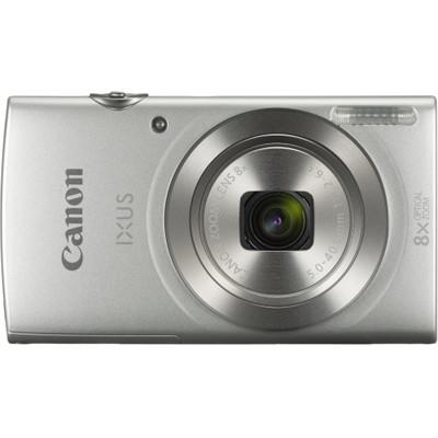 "Image of Canon Digital IXUS 185 20MP 1/2.3"""" CCD 5152 x 3864Pixels Zwart"