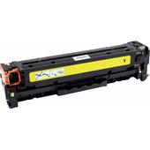 Huismerk 305A Geel voor HP printers (CE412A)