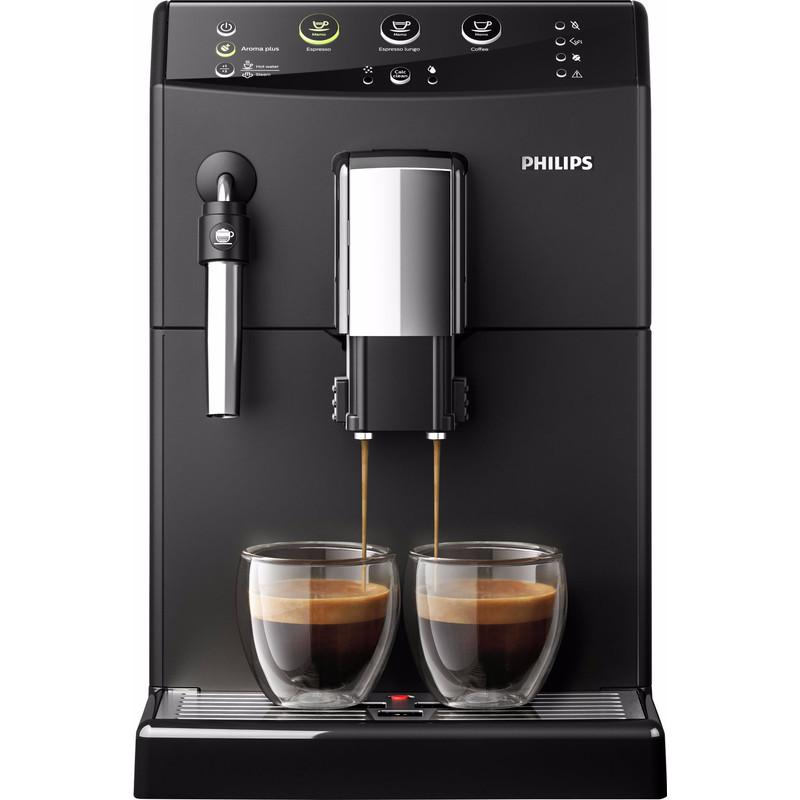 Philips Koffie-volautomaat HD8827-01 Zwart