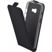 Mobiparts Premium Samsung Galaxy A3 (2017) Flip Case Zwart
