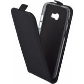Mobiparts Premium Samsung Galaxy A5 (2017) Flip Case Zwart