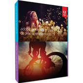 Adobe Photoshop Elements 15 + Premiere Elements 15 PC