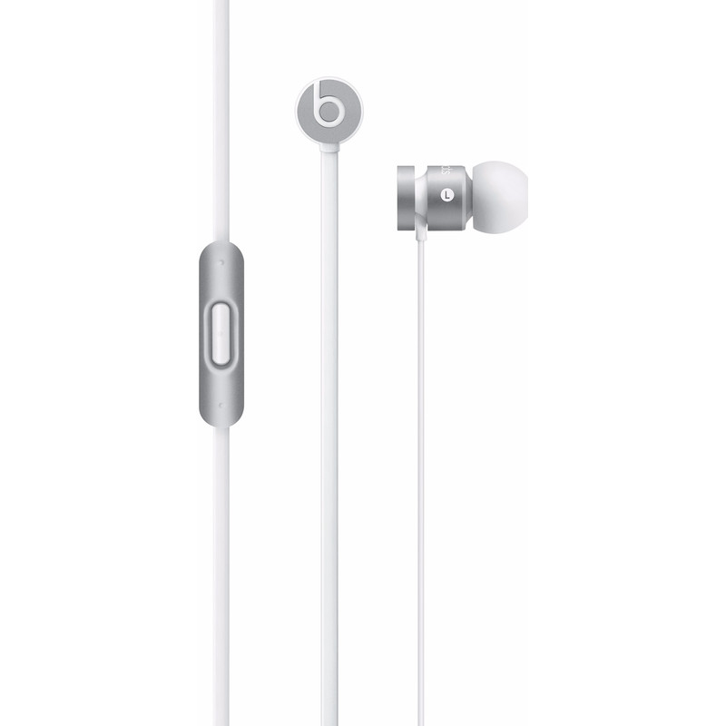Apple urBeats Earphones Silver