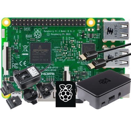 Maak een Raspberry Pi 3 mediacenter