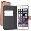 Mobiparts Premium Wallet TPU Apple iPhone 6/6S Book Case Rose Gold