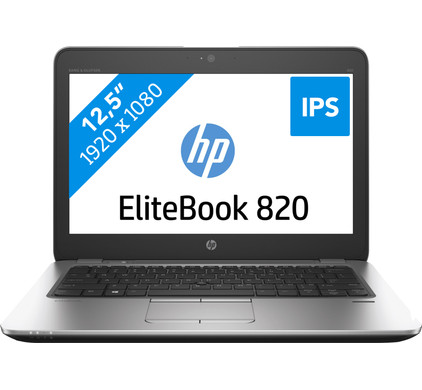 HP EliteBook 820 G3 T9X50EA